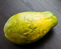 dojrzały owocowy melonowiec Zdjęcia Stock