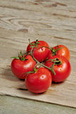 Dojrzali pomidory Obrazy Royalty Free