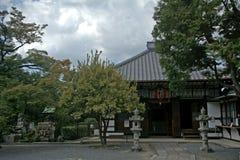 Doju-in Temple, Kyoto, Japan Royalty Free Stock Photo