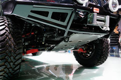 Dokładne spojrzenie pojazd Zdjęcia Stock