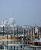 Dok in Venetië royalty-vrije stock foto