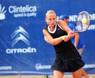 Dokic à Bucarest à l'événement d'ITF Image libre de droits