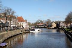 Dokkum netherlands fotos de stock royalty free