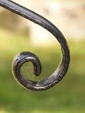 Dokonanego żelaza rękojeść Obraz Stock