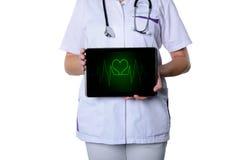 Dokter förälskelse Arkivfoton