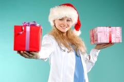 doktor рождества Стоковое Изображение