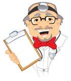 Doktor stock illustrationer