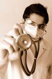 Doktor stockfoto