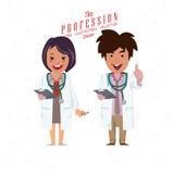 Doktor - Arkivfoto