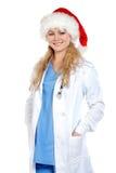 Doktor - christmas Stock Photography