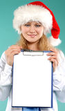 Doktor - christmas Royalty Free Stock Photos