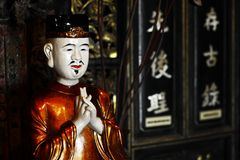 Doktor för kinesisk medicin Royaltyfri Fotografi