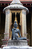 doktor grand pustelnik pałacu obraz royalty free