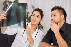 Doktor Indian Royaltyfria Foton