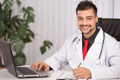 Doktor Indian Lizenzfreie Stockfotos