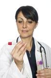 doktor kobieta Zdjęcia Stock