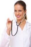 doktor kobieta Obrazy Stock
