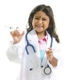 doktor little Arkivfoton