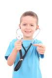 doktor little Arkivbilder