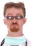 doktor na nos Zdjęcia Stock