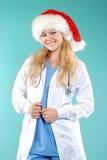 Doktor - Natal Fotos de Stock Royalty Free
