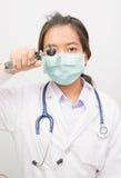 Doktor och medicinskt hjälpmedel Royaltyfria Foton