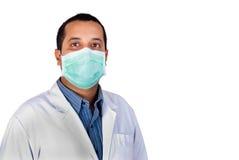 Doktor oder Zahnarzt Stockfoto
