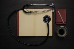 Doktor ` s Ausrüstung Lizenzfreies Stockbild