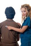 doktor som ska besöks arkivfoto