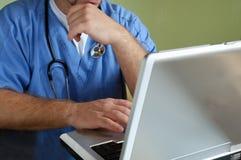 doktor stetoskop Fotografia Stock