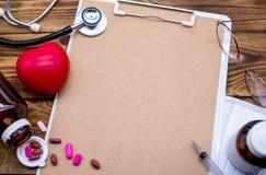Doktor und Gesundheitskonzept, lizenzfreie stockbilder