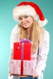 Doktor - Weihnachten Stockbilder