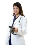 doktor young kobiet. zdjęcia stock