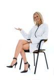 doktor young stetoskopów Zdjęcia Royalty Free