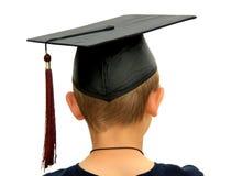 doktorand- barn Arkivbilder