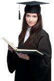 doktorand- kvinnabarn för skönhet Royaltyfria Foton