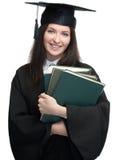 doktorand- kvinnabarn för skönhet Arkivfoton