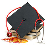 doktorand- sjukvård arkivfoto