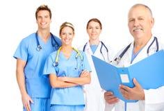 Doktoren Lizenzfreies Stockfoto