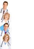 Doktoren Stockfotografie