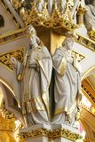 Doktorer av kyrkan royaltyfri fotografi