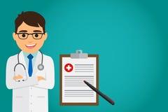 Doktorgesundheitswesen Lizenzfreies Stockfoto