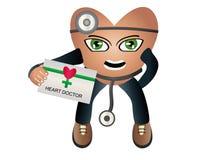 Doktorinneres Lizenzfreies Stockbild