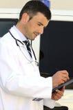 Doktornationalstandard-Krankenwagen Lizenzfreies Stockfoto