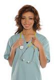 doktorska żeńska pielęgniarka Fotografia Royalty Free