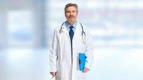 Doktorska farmaceuta obrazy royalty free