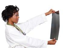 doktorska kobieta Obraz Royalty Free
