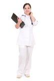 doktorska kobieta fotografia stock