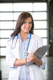 doktorska nowożytna biurowa kobieta Obraz Stock