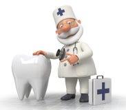 Doktorski dentysta Obraz Stock